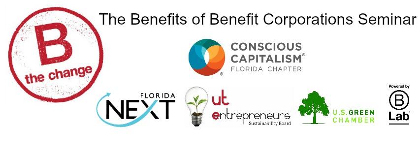Benefit Corporations Seminar